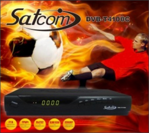 SatCom T4100C