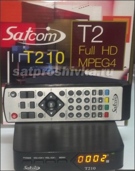 Satcom T2 T210