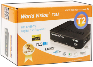 WorldVision T34A