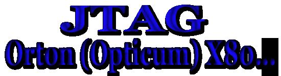 Jtag orton opticum