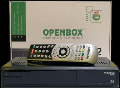ресивер openbox s2
