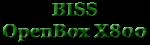 Ручной ввод ключей в Openbox X800