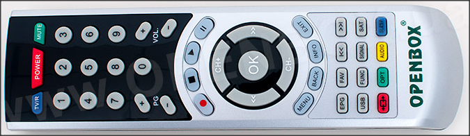 openbox s2 mini пульт