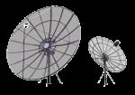 Какие бывают спутниковые тарелки?
