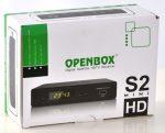 Замена ПО в OpenBox S2 mini