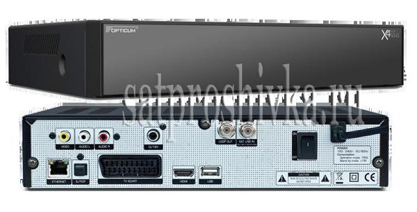 Orton HD X405p прошивка