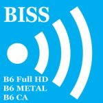 Как обновить Biss ключи через интернет в тюнере B6 Full HD / B6 METAL / B6 CA