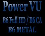 Ввод ключа POWER VU в тюнер «U2C» uClan B6 Full HD / B6 METAL / B6 CA