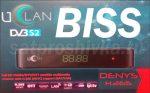 Ввод, обновление BISS ключей в DENYS